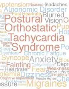 Symptoms of POTS