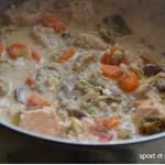 une recette facile et légère la blanquette de la mer