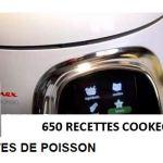 125 recettes cookeo de poissons