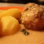 pommes de terre et viandes
