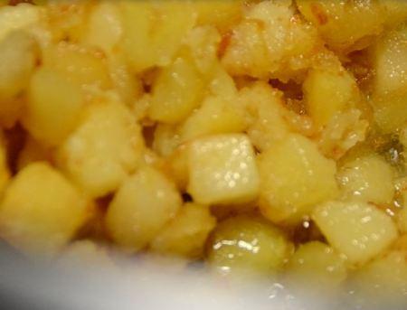 Pommes de terre rissolées au cookeo ma version