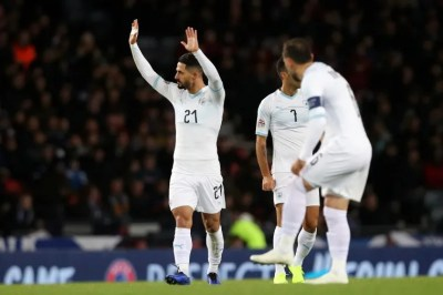 סקוטלנד נגד ישראל, השער של בירם כיאל | ספורט 1