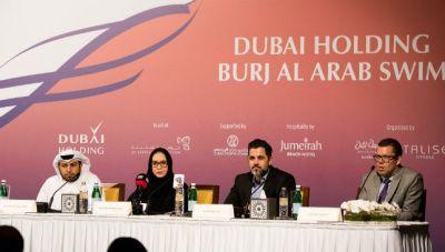 Dubai Holding Burj Al Arab Swim joins Global Swim Series - Article - Sport360