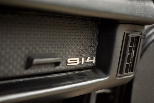 Porsche 914 Preto-5