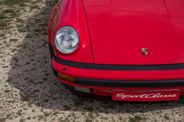 Porsche 911 turbo cabriolet 1989