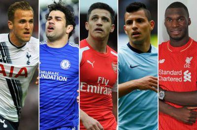 English Premier League Top Goal Scorers 2017/18 Sporteology