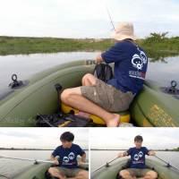 Sevylor Fish Hunter Inflatable Fishing Boat