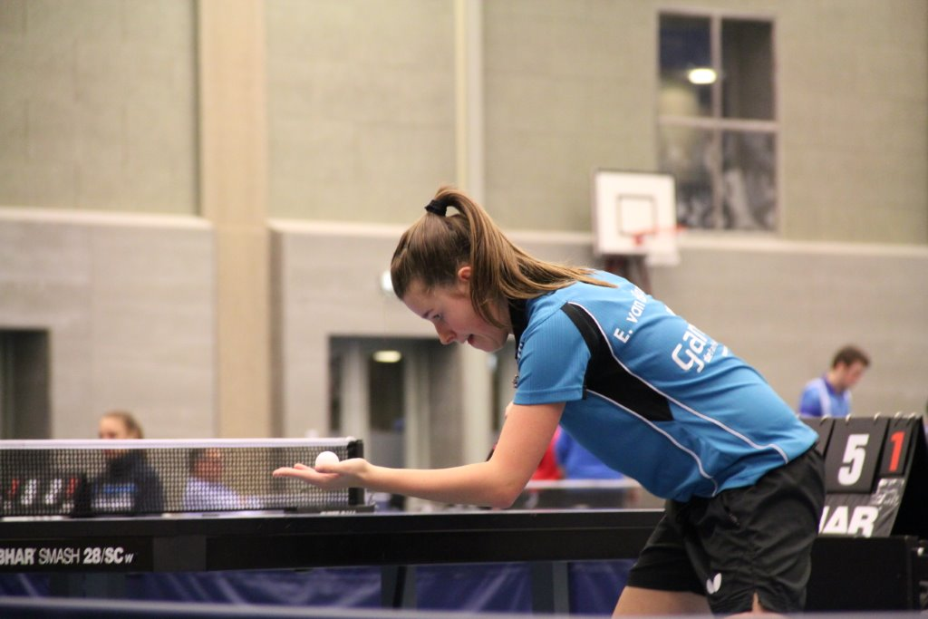 Emma van der Zanden is genomineerd in de categorie Sporttalent van het jaar.