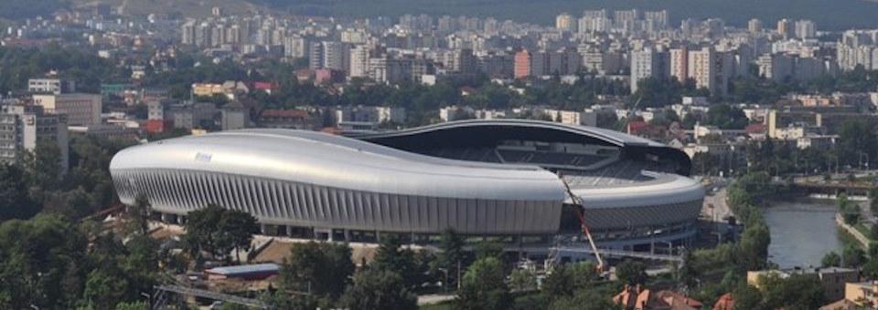 Astra Giurgiu va juca în Liga I pe ClujArena