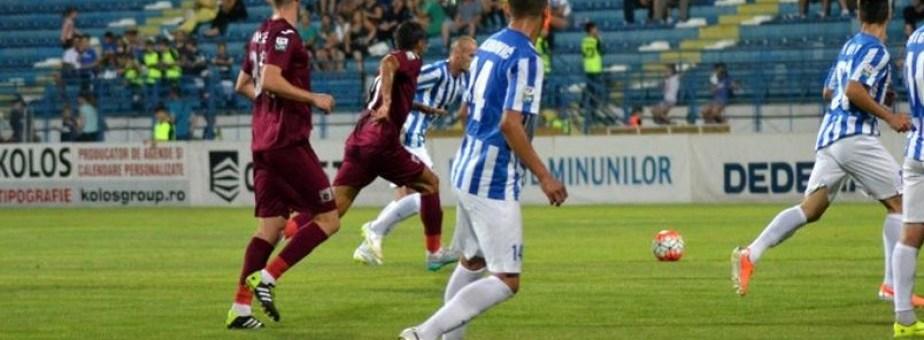 10 meciuri fără înfrângere pentru CFR Cluj