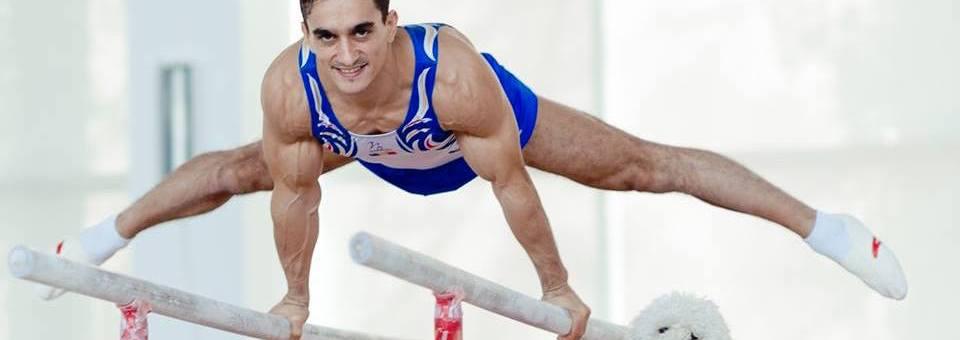 Marian Drăgulescu, singurul român calificat în finala Campionatelor Europene de Gimnastică Artistică de la Cluj
