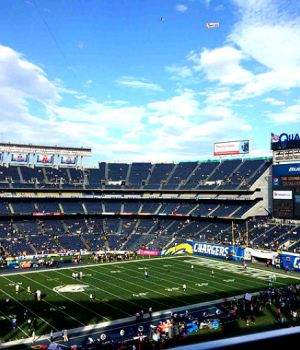 CHARGERS V STEELERS