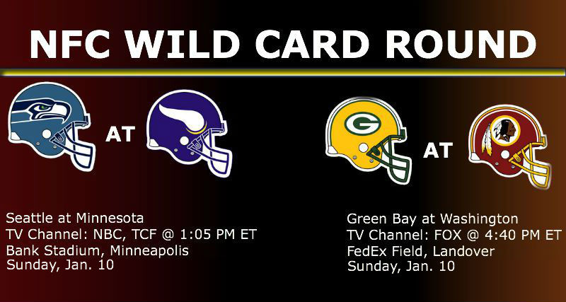 Minnesota Vikings vs. Seattle Seahawks set for noon Sunday