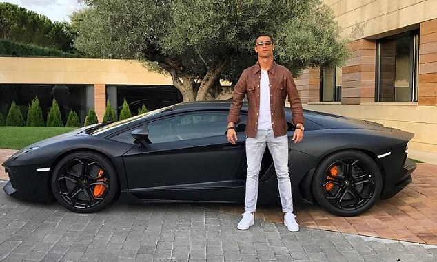 Ronaldo Has New Car News Am Sport All About Sports