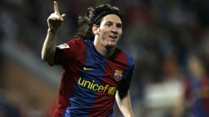 Messi scored an incredible 91 goals in 2012. (US PRESSWIRE)