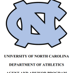 UNC's new Agent and Advisor Program is being attacked for its limitation of student-athletes' freedom of speech.