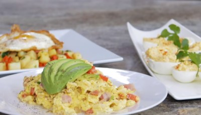 Chef Robert Irvine's Healthy Egg Recipes 3 Ways - Sports and Martial Arts in the United States ...