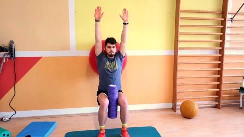 ...unten gern 3-5 Sekunden halten, auch Fokus auf Bauch & Rücken