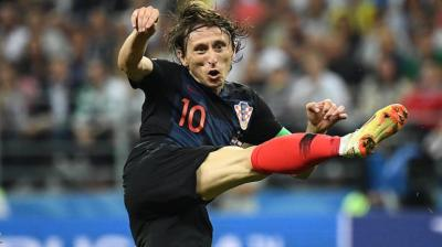 2018 World Cup awards: Modric wins Golden Ball; Mbappe named best young player; Golden Glove to ...