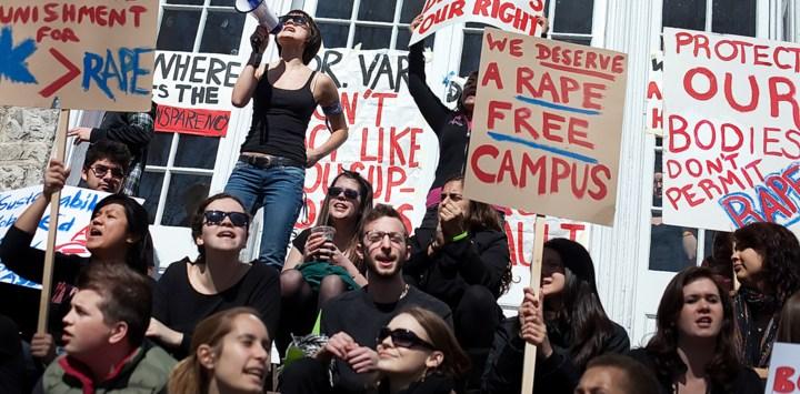 Protestas por abusos