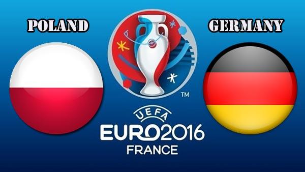 Germany Vs Poland live