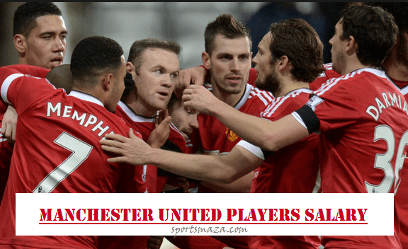 The red devils pay details