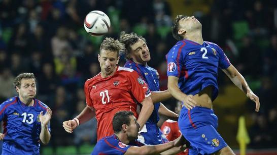 Sweden Vs Russia football
