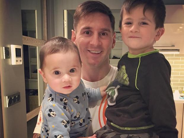 Kids of Messi