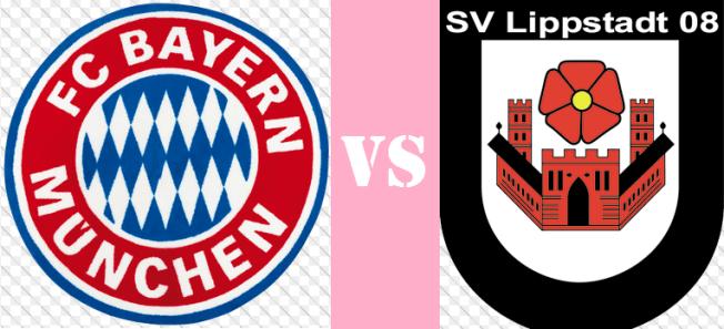 SV Lippstadt Vs Bayern Munich