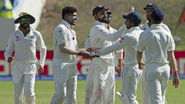 India 250th test