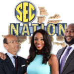 New SEC Nation desk, including new host Maria Taylor and reporter Laura Rutledge
