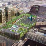 XGM_US Bank Stadium_Plaza_Commons Rendering