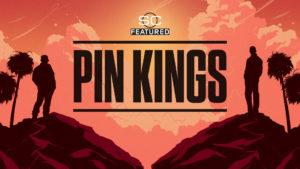 SCF PIN KINGS LOGO ILLUSTRATION