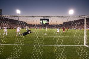 2010 -- U.S. Men's National Soccer Team Send-Off Series