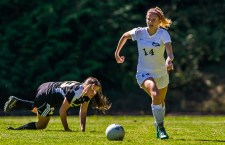 Men's and Women's Soccer Splits With Skagit Valley