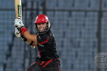 Zimbabwe v Hong Kong - Warm Up Game: ICC World Twenty20 Bangladesh 2014