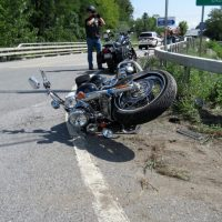 Speed not a factor in deadly motorcycle accident