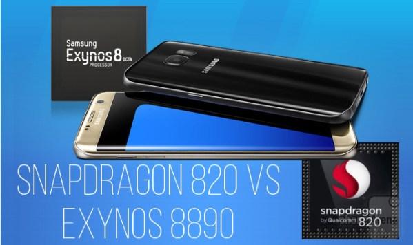 画像2: 様々なメディアで高評価を得ているGalaxy S7シリーズですが、米国モデルとグローバルモデルで使用しているチップセットが異なる中、両モデルを比較したベンチマークが公開されています!Snapdragon 820か、またはExynos 8890か、勝敗はいかに?! The post Galaxy S7、Snapdragonの米国版とグローバル版のExynos、勝敗はどちら? appeared first on Spotry.me. spotry.me