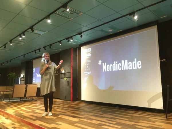 画像2: 今回のSlushAsia 2016の開催に合わせて、その前夜に北欧ベースとなるスタートアップのピッチイベント #NordicMadeに参加してきました。最近のIoTの分野からセンサー技術、シェアリングエコノミー、さらにはB2Bまで幅広くカバーし、とても充実した内容のピッチでした! The post 北欧ベースのスタートアップピッチ、#NordicMade。フィンランドやスウェーデンを始めとした国々の元気なスタートアップをご紹介します! appeared first on Spotry.me. spotry.me