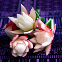 how-to-carve-a-radish-flower