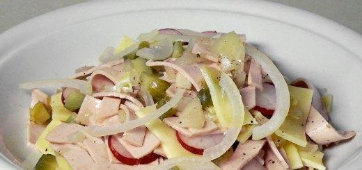 wurst-salat