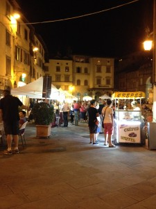 The Last Wednesday in August in Anghiari