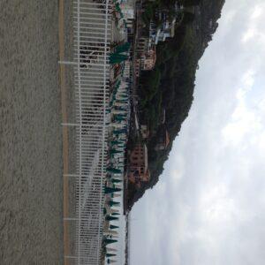 Levanto coastline