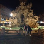 Bernini Four Rivers Fountain
