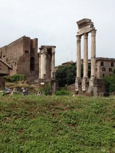 Temple of the Vestal Vigins