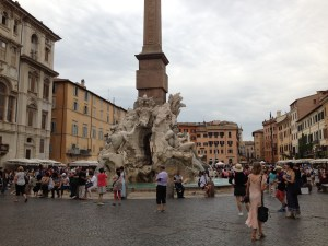 The Bernini Fountain