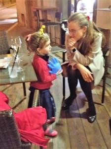 Francesca and Anna