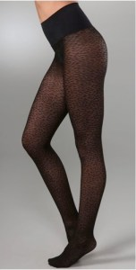 Leopard Legs Tights by Commando