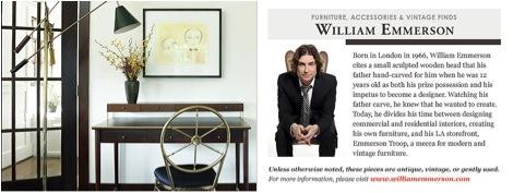 William Emmerson Tastemaker Tag Sale on OKL