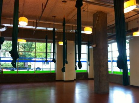 Arial Silk Studio at Flex and Fit